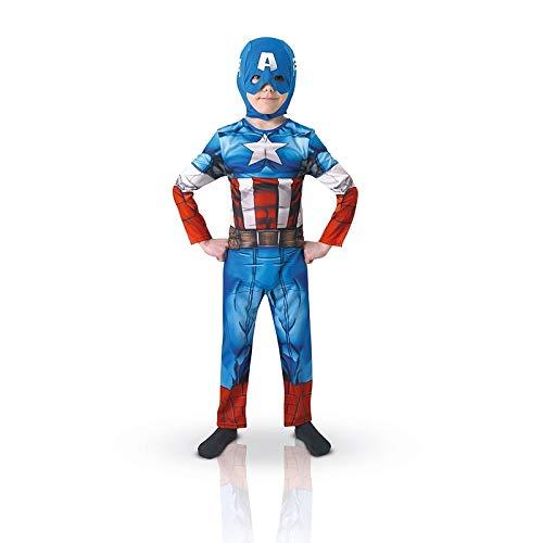 Captain America - Avengers Assemble - enfants Costume de déguisement