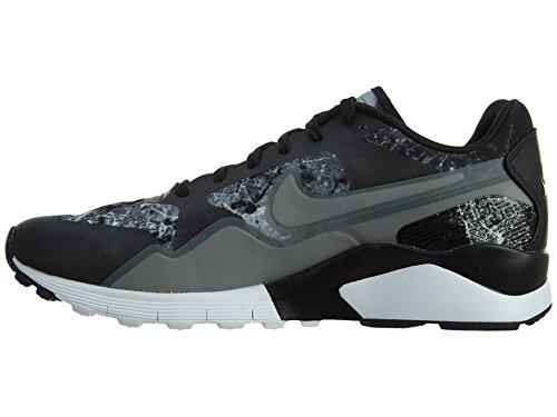 Nike W Air Pegasus 92/16 Print, Scarpe da Corsa Donna Nero (Black (nero / lupo grigio-bianco))