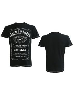Jack Daniels - Camiseta - Manga corta - para hombre