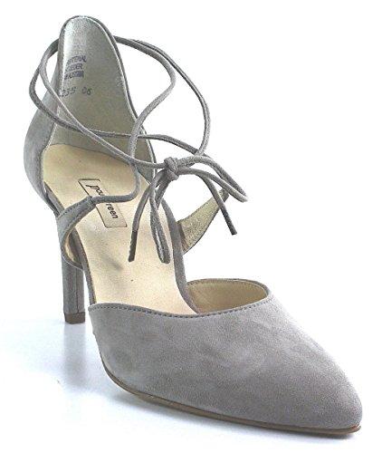 Paul Green, Scarpe col tacco donna grigio Grau Grau
