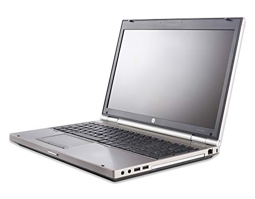 HP Elitebook 8570p   Notebooks   Laptop   15,6 Zoll (1366x768)   Intel Core i5-3320M @ 2,5 GHz   8GB DDR3 RAM   128GB SSD   DVD-Laufwerk   Windows 10 Home (Generalüberholt)