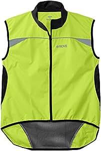 Proviz Men's Hi Viz Cycling/Running Gilet - Yellow, Small