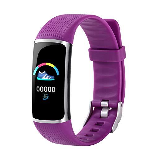 annotebestus B32 Fitness Tracker Smartwatch, Reloj Inteligente Android iOS, Impermeable IP67, pulsómetro podómetro, Hombre Mujer Sport Watch para iPhone Samsung Xiaomi Huawei