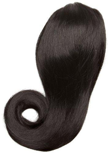 American dream superstar 100% capelli umani coda di cavallo con cordino di fissaggio
