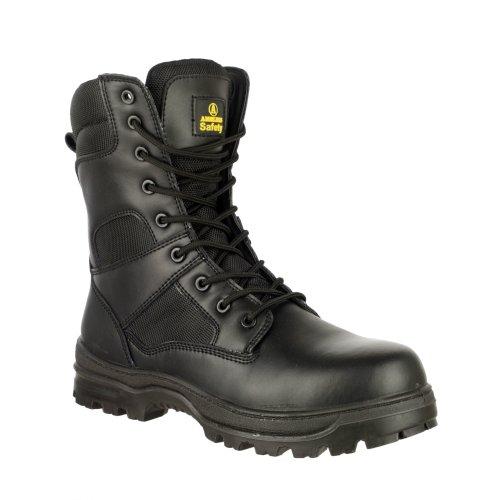 Amblers Safety FS009C - Stivali Antinfortunistici - Uomo Nero