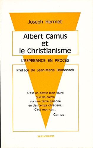 Albert Camus et le christianisme
