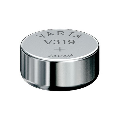 Varta V319 Knopfzelle (16mAh, 1 Zelle) - 319 Uhrenbatterie