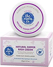 The Moms Co. Baby's Diaper Rash Cream with Zinc Oxide, Chamomile and Jojoba Oils with Oat Protein (2