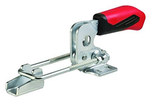 Verschlussspanner horizontal, verzinkt und passiviert - Bügellänge: 48,6 -96 mm - 6848H-94706