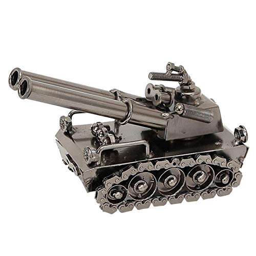 XMDNYE 3D Metalllegierung Puzzle Modell Tiger Panzermodell Montiert Metall Handwerk 3D Puzzles Kinder Spielzeug Kreative Wohnkultur Handwerk Miniaturen