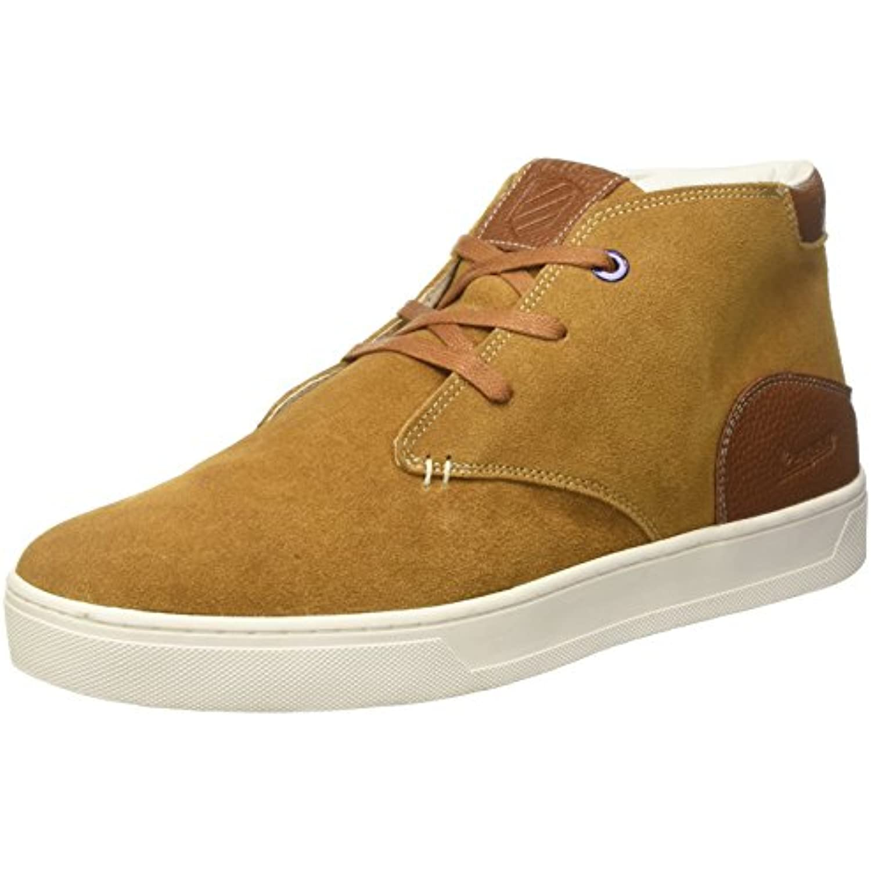 Vespa Footwear Trevi, Sneaker a Collo Basso Unisex 45 – Bdulto, Marrone (Cognac), 45 Unisex EU  Parent 0086c4