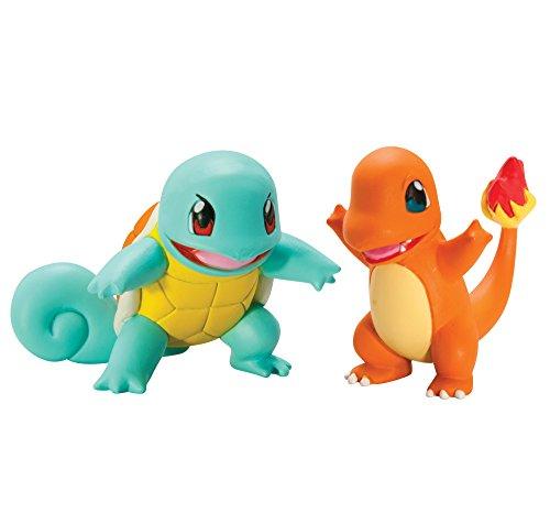 Pokemon Mudkip vs. Pikachu Figur
