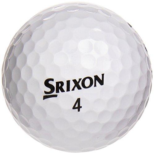 Srixon AD333 Tour - Pack de 12 bolas de golf, color blanco