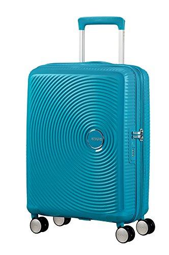 american-tourister-soundbox-spinner-55-20-expandable-equipaje-de-mano-55-cm-355-liters-turquesa-summ