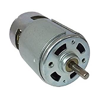 Dc motor for project 12v high speed torque multi purpose for Measuring electric motor torque