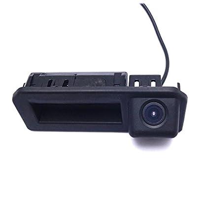 Navinio-Wasserdicht-umkehrbare-Fahrzeug-spezifische-Griffleiste-Kamera-integriert-in-Koffergriff-Rckansicht-Rckfahrkamera-fr-Audi-A5Q2Skoda-Kodiaq-2017