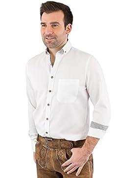 Arido Trachtenhemd Herren Langar