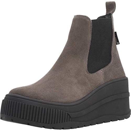 4885b8bd72 GO SEXY X YELLOW Stiefelleten/Boots Damen, Farbe Braun, Marke, Modell 76158