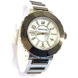 Swarovski Armbanduhr Octea Sport Weiß Light Gold Ton 5040559Special Edition Swiss Made