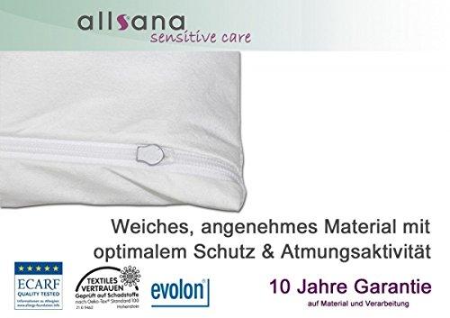 Allsana Encasing Set 90x200x16135x20040x80cm Allergiker