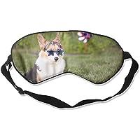 Corgi 99% Eyeshade Blinders Sleeping Eye Patch Eye Mask Blindfold For Travel Insomnia Meditation preisvergleich bei billige-tabletten.eu