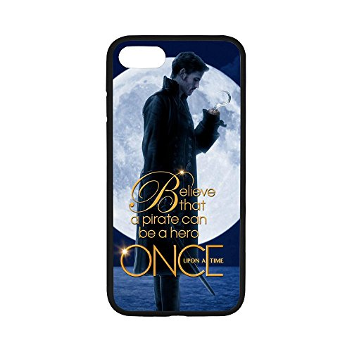 Once Upon A Time Cover Custom Coque iphone 7 Case Protector Coque iphone Case Cover pour Coque iphone7 Case(4.7Inch)Cas De Téléphone, coques iphone
