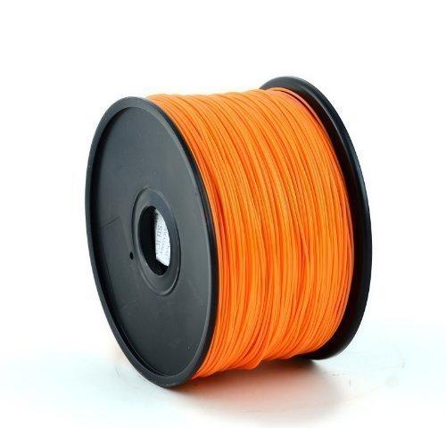 Bobina de 1 kg con filamento naranja 1.75mm de calidad premium PLA para impresora 3D apto para MakerBot RepRap MakerGear Ultimaker & Up etc.