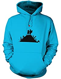 Banksy Kids On Guns Hill Hoodie