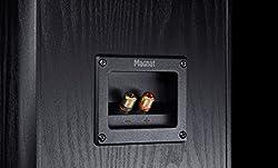 Magnat Monitor Supreme 1002 I Standlautsprecher mit hoher Klangqualität I Passiv-Lautsprecherbox für anspruchsvollen HiFi-Sound – 1 Stück – Schwarz