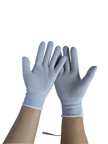 Mikrostrom TENS Massage Handschuhe für Beauty Gesicht oder Körper - 3