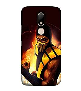 For Motorola Moto M fighter Printed Cell Phone Cases, game Mobile Phone Cases ( Cell Phone Accessories ), cartoon Designer Art Pouch Pouches Covers, kids Customized Cases & Covers, boys Smart Phone Covers , Phone Back Case Covers By Cover Dunia