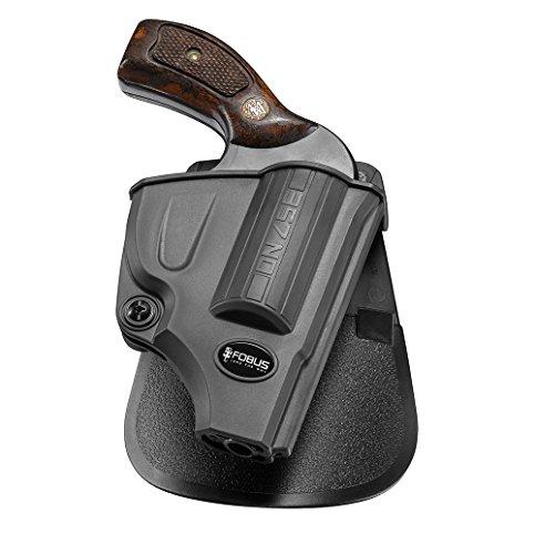 Fobus neu verdeckte Trage einstellbar Pistolenhalfter Halfter Holster für Smith & Wesson most 5-shot J Frame .357 & .38 S&W special +P Pistole -