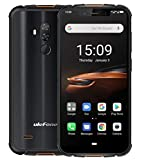 Ulefone Armor 5S Outdoor Smartphone ohne Vertrag Android 9.0, MT6763 Octa-Core 4GB + 64GB, 5,85 Zoll HD+ Gorilla-Glas IP68 Wasserdicht Handy, 5000mAh Akku, QI Drahtlose Aufladung, NFC/GPS/DUAL-SIM