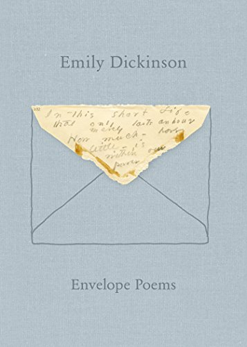 Envelope Poems English Edition Ebook Emily Dickinson Jen