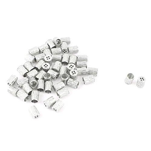 sourcingmapr-50-pz-scatola-nucleo-bocchette-di-rilascio-aria-foro-in-alluminio-4mm-x-55mm