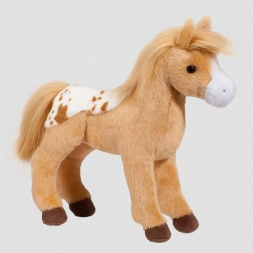 Diana Golden Appaloosa by Douglas Cuddle Toys