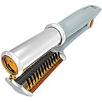 InStyler 32 mm Plata Titanio Giratoria Hierro