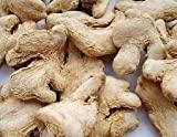 WHOLE DRIED GINGER 50g | FREE U.K POST | DRY GINGER ROOT WHOLE DRY GINGER