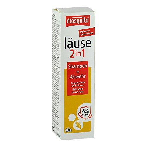 mosquito Läuse 2in1, 100 ml Shampoo
