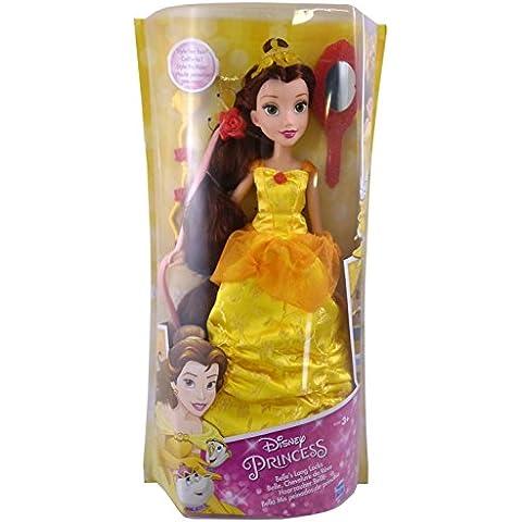 Disney Princess Long Locks Belle by Disney Princess