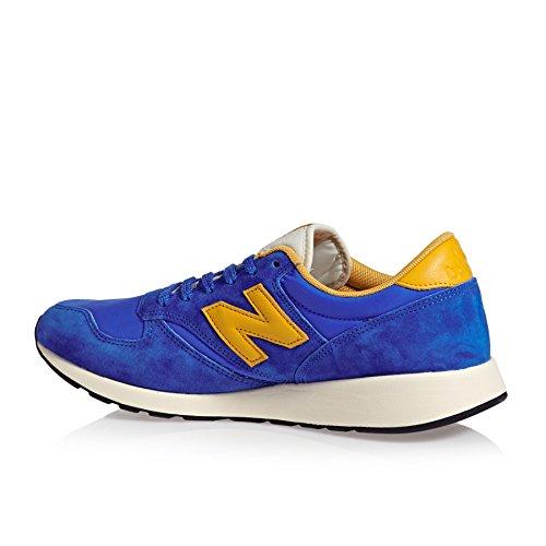 New Balance MRL420 chaussures bleu jaune