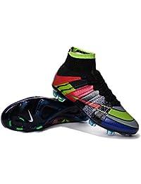 Andrew Zapatos para hombre botas de fútbol Mercurial Superfly, hombre, arco iris, 44