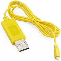 TRIXES Chargeur USB pour hélicoptère télécommandé S107 SYMA