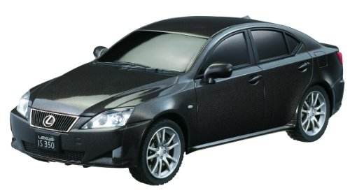 auldey-lexus-is-350-140-scale-car-black