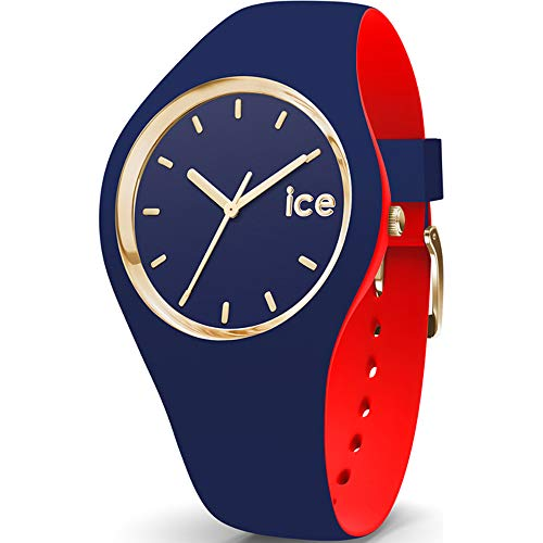 Reloj Ice Watch 007241 Rojo Acero 316 L Unisex