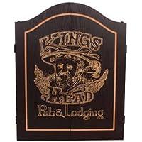 Suprême - Armoire Kings Head Noir et or