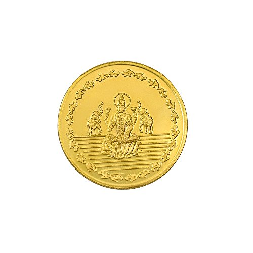 41EqmnuH6sL - Joyalukkas 22k (916) 40 gm BIS Hallmarked Yellow Gold Precious Coin