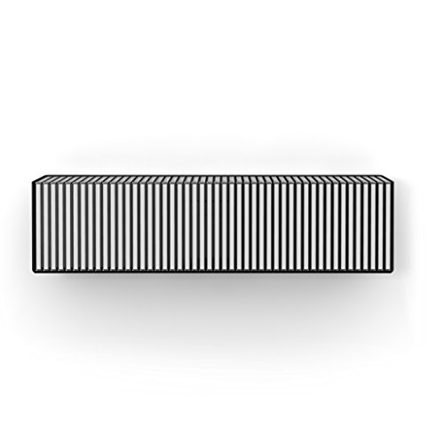 home3000 CD Design Étagère en Noir