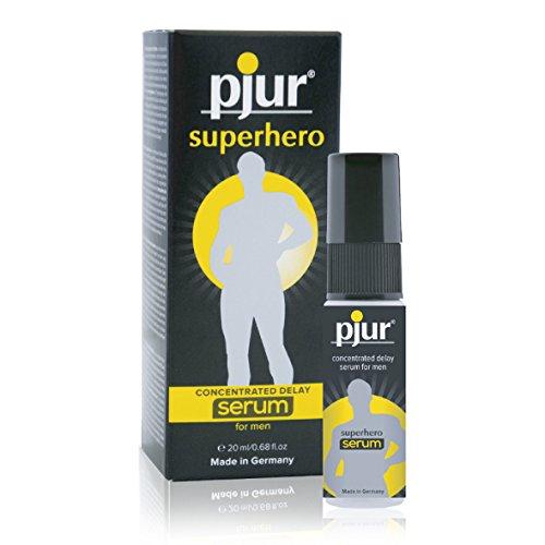 pjur Superhero Serum, 20 ml