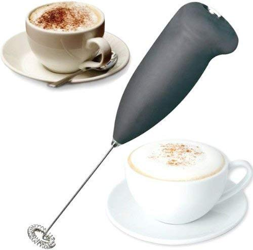 Forcado Electric Handheld Milk Wand Mixer Frother for Latte Coffee Hot Milk Hand Blender (Blender) (Multi)